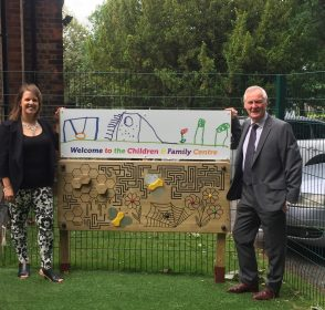 Merseyway's Charity of the Year