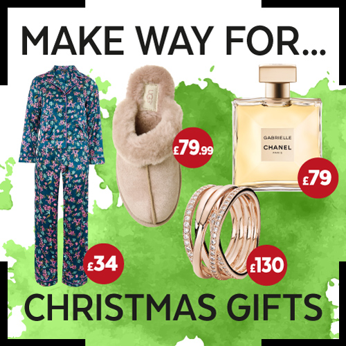 Christmas Gift Guide: The Things She'll Love This Christmas