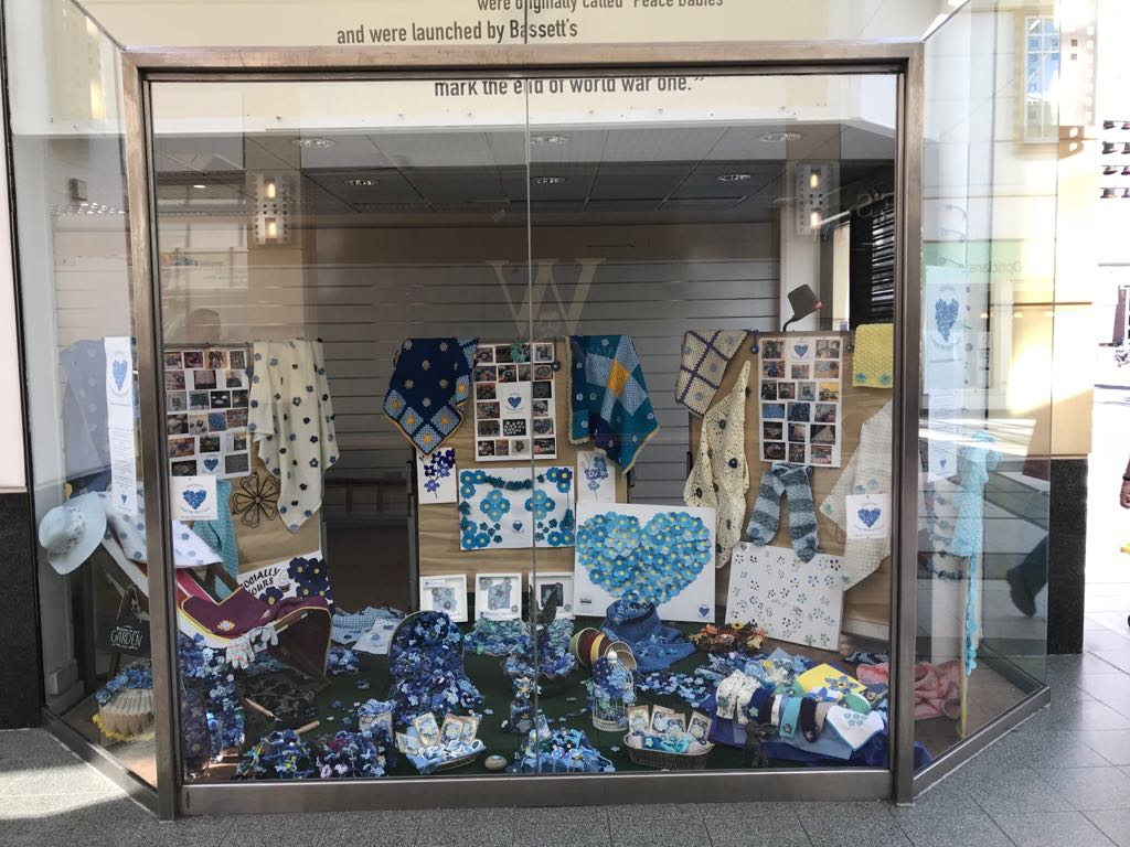 Stockport Forget Me Not Project