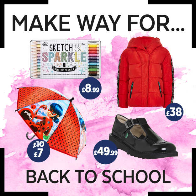 Back to School: Buying Guide for Girls