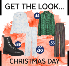 Get the Look – What to Wear on Christmas Day