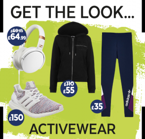 Get The Look: Activewear