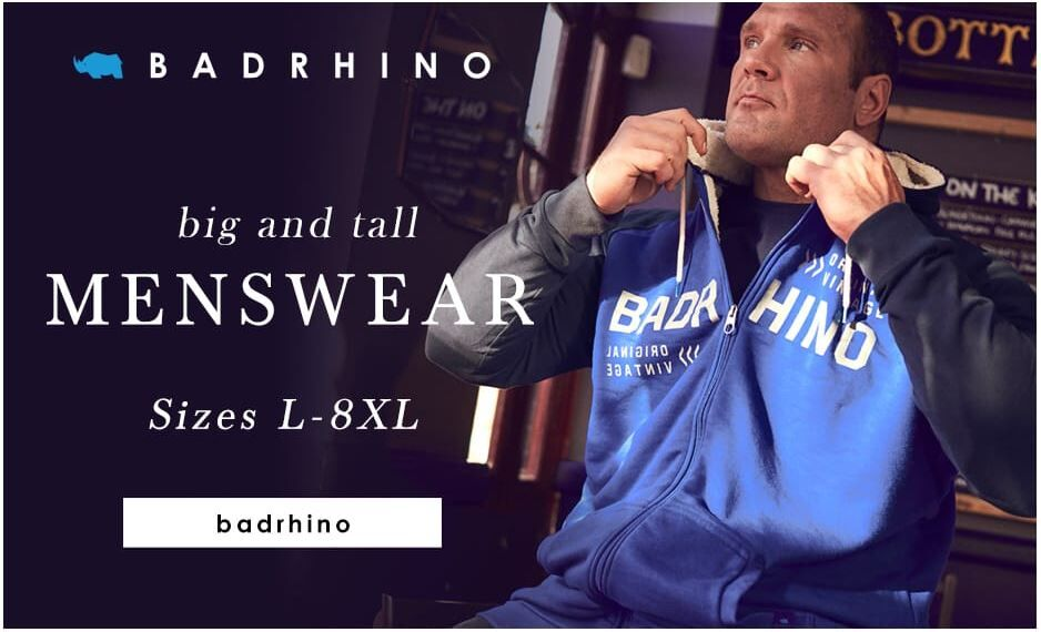 BadRhino at Yours Clothing