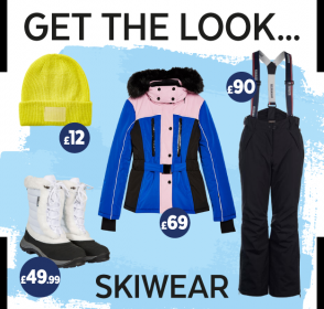 Get The Look: Ski Season