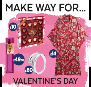 Buying Guide: Make Her Feel Special this Valentine's Day