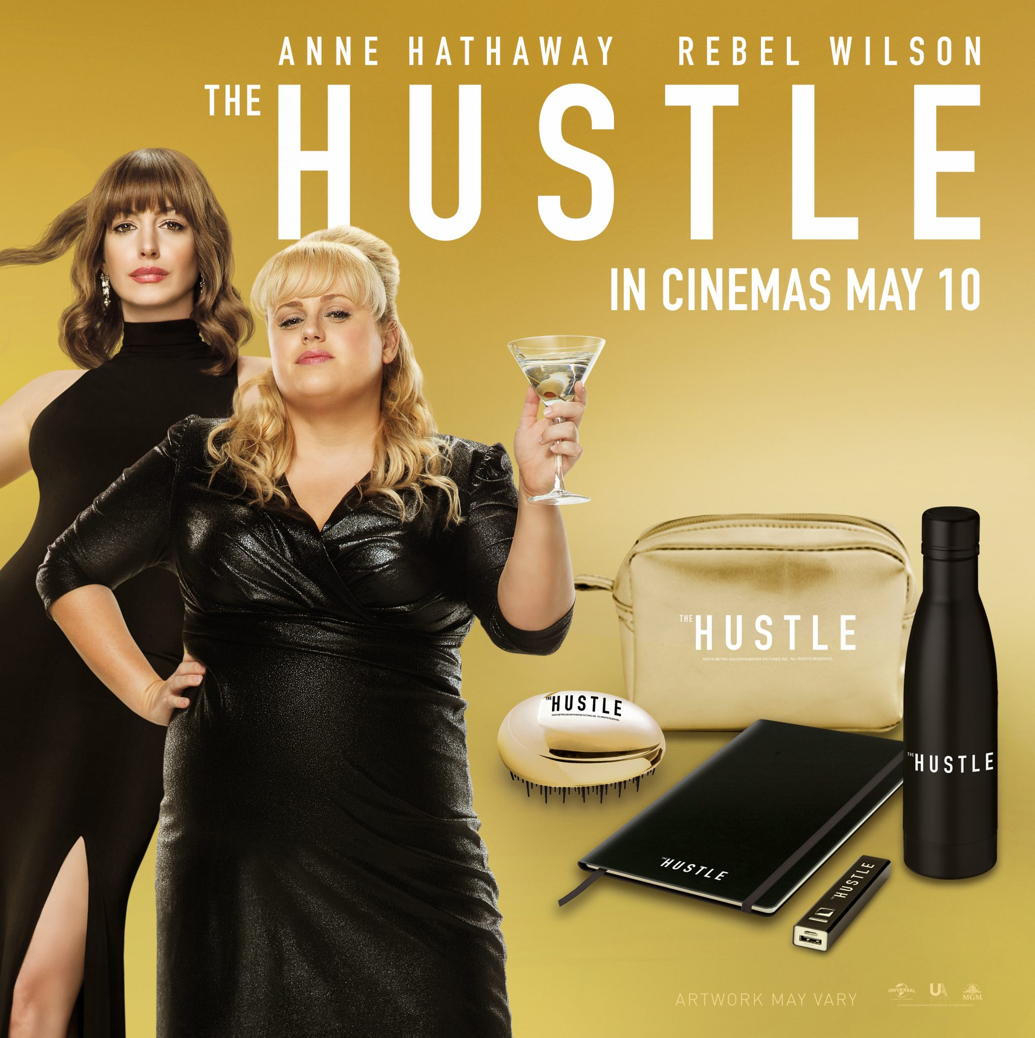 Terms and Conditions – competition to win Hustle Merchandise Bundles