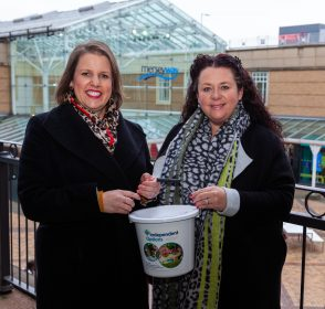 Merseyway raise over £1,600 for its Charity of the Year